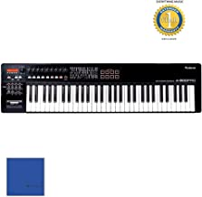 Roland A-800PRO 61-key MIDI Keyboard Controller with 1 Year Free Extended Warranty