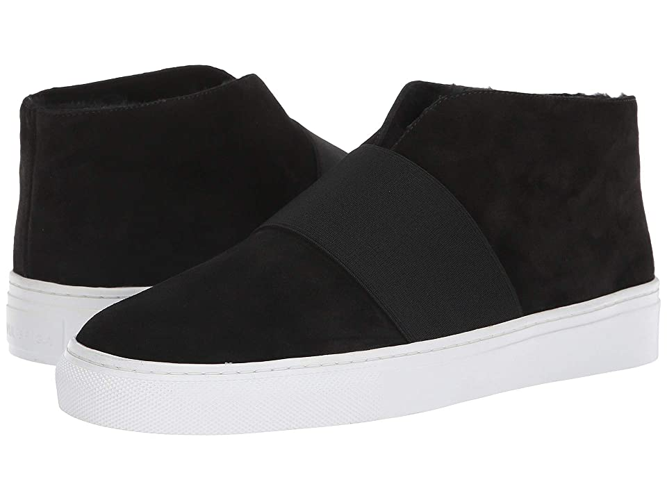 Via Spiga Sayer2 (Black Suede) Women