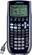 Texas Instrument Ti 89 Titanium Programmable Graphing Calculator photo