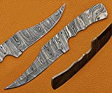 10.5 inches Kukri Point Blade Skinning Knife,...