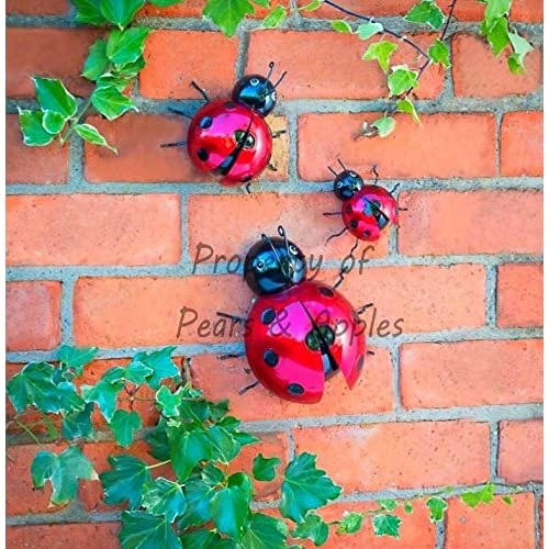 Metal Garden Wall Art Amazon Co Uk