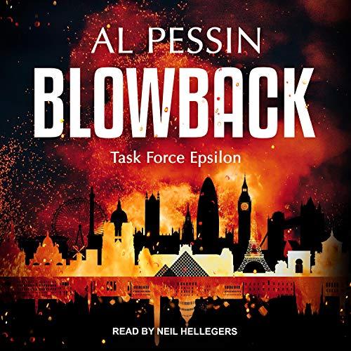 Blowback cover art