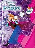 CARTOON WORLD DIARIO Agenda Scuola Seven Disney Frozen Anna Elsa - 10 Mesi a