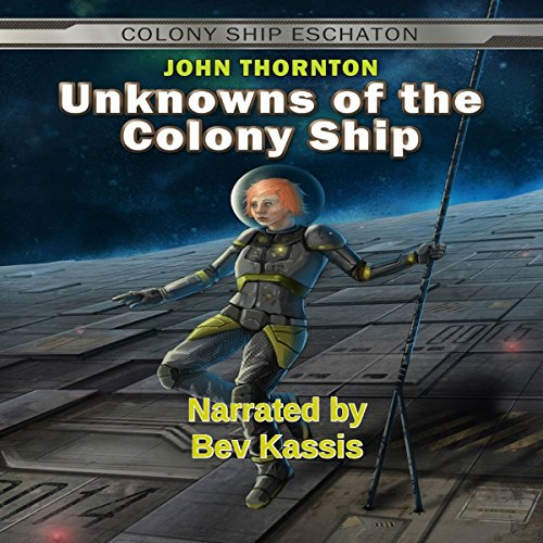 Unknowns of the Colony Ship cover art