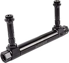 JEGS 15602 Billet Adjustable Fuel Log (Fuel Line)