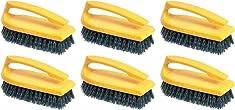 AmazonCommercial Floor Scrub Brush - 6-pack