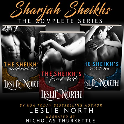 Sharjah Sheikhs: The Complete Series cover art