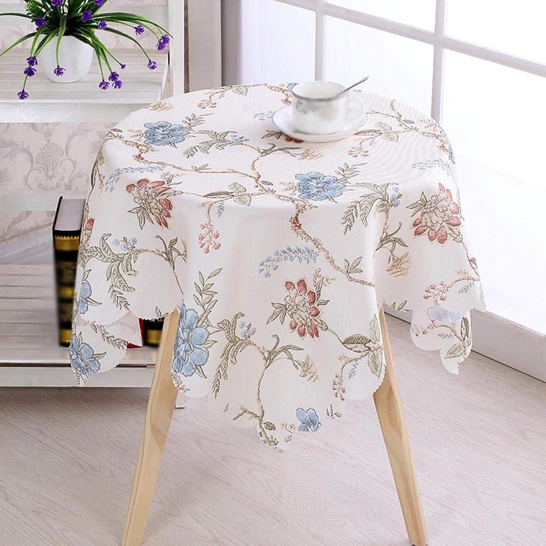 precios ultra bajos XINXI Home Mantel Mantel Mantel Impermeable de Tela Pastoral, tapete, Mesa de Centro, Mantel, n. ° 3, 110  160 cm