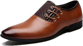 [Crafeel] クラフィール ビジネスシューズ メンズ 革靴 レースアップシューズ 本革 軽量 おしゃれ フォーマルシューズ 防水 柔らかい 24cm-27cm