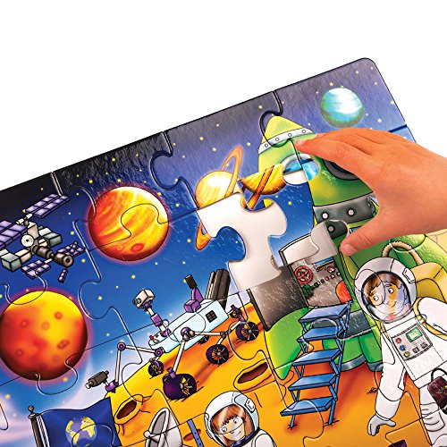 Orchard Toys Who's in Space? Puzzle (25 Piece)