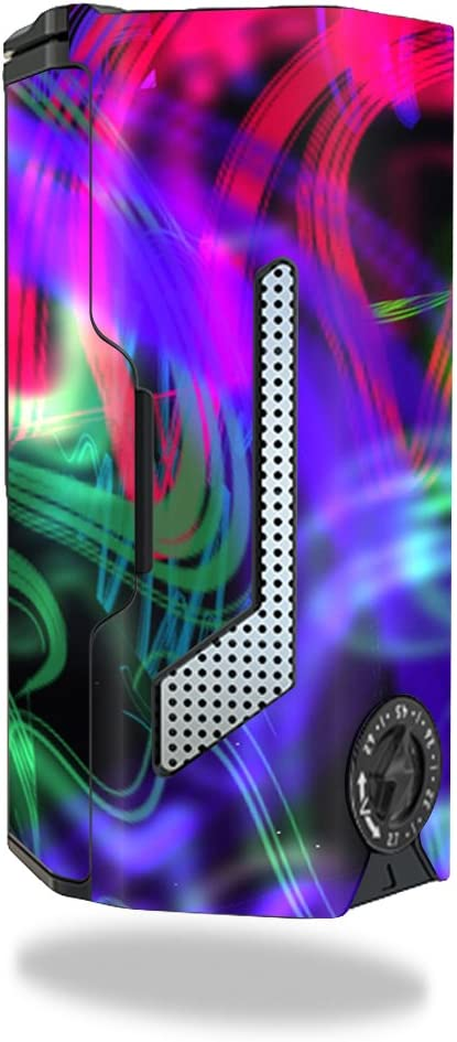 MightySkins Fashionable Skin Compatible Max 72% OFF with iJoy – Splatte Neon Maxo Zenith