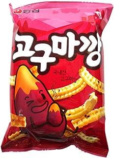 Nongshim Sweet Potato Snack 83g x 16
