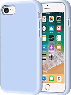 iphone silicone case light blue