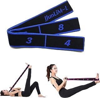 comprar comparacion JJunLiM Bandas de bucles de Ejercicio Bandas de Entrenamiento de Danza Latina 15-20 kg Pilates Yoga Bandas de Resistencia ...