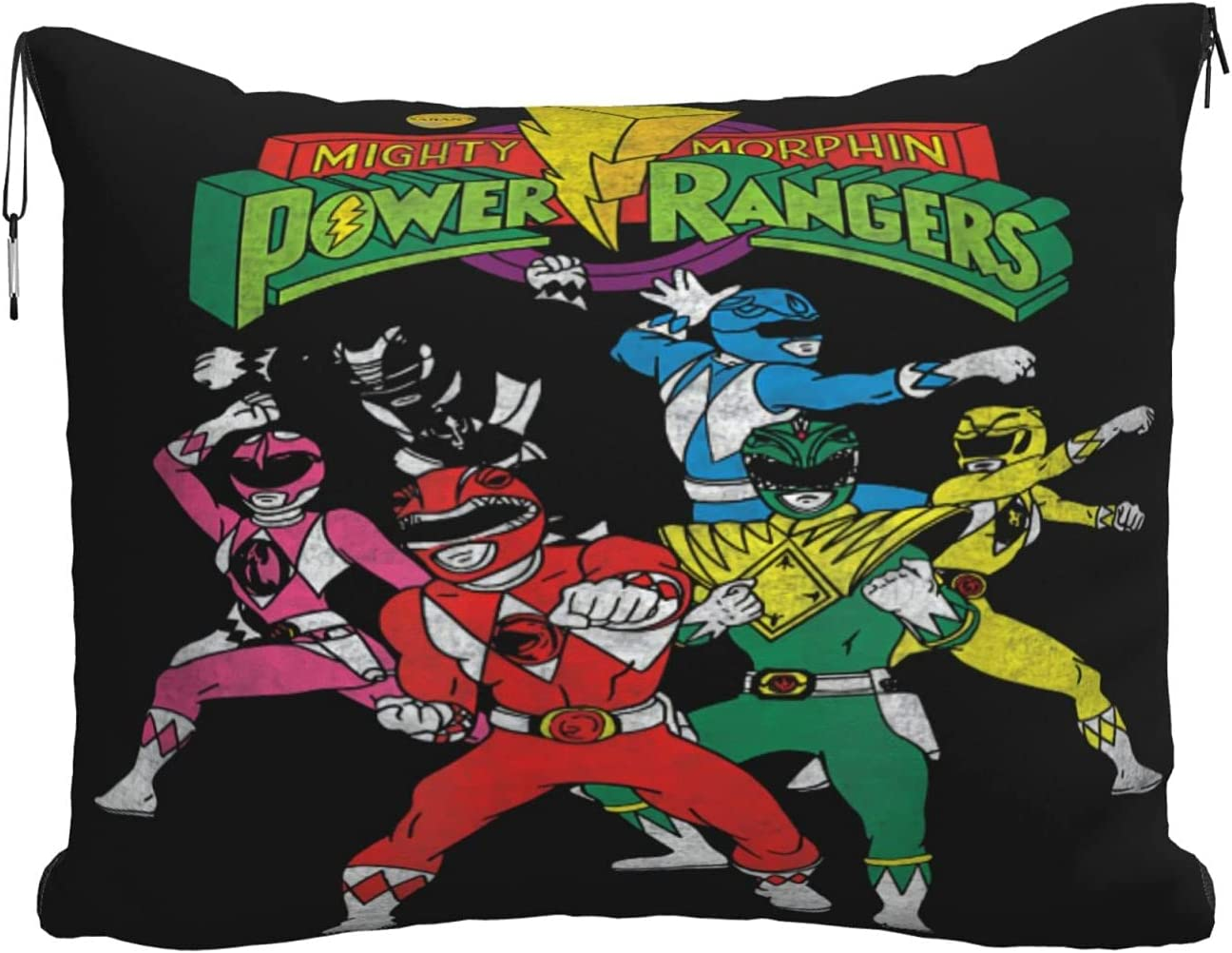 Power Rangers Travel Blanket and Pillow Set in Velvet Challenge the lowest price + - 1 2 Directly managed store Fl