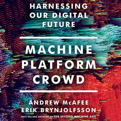 Machine, Platform, Crowd Titelbild