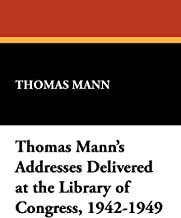Best thomas mann library of congress Reviews