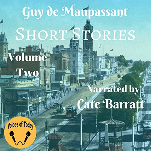 Original Short Stories, Volume II audiobook cover art