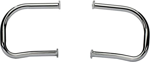 ROWEQPP Motorcycle Rear Highway Bars for Indian Chief Chieftain 14-19 Roadmaster Black
