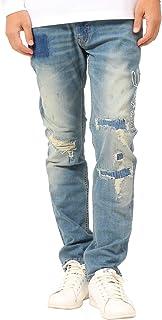 [ガッチャ] GOTCHA ジーンズ サーフ ストレッチ デニム パンツ 183G1804