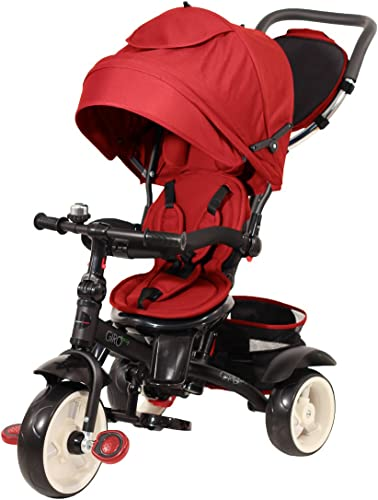 Baby 's Clan giroeasy.05 Dreirad, Farbe Rot