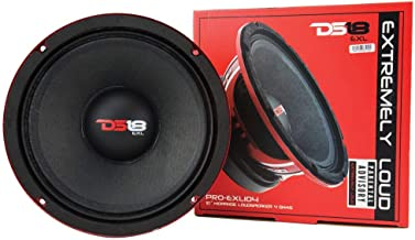 "$62 » DS18 PRO-EXL68 Loudspeaker - 6.5"", Midrange, Red Aluminum Bullet, 600W Max, 300W RMS, 8 Ohms, Ferrite Magnet - For the Pep..."