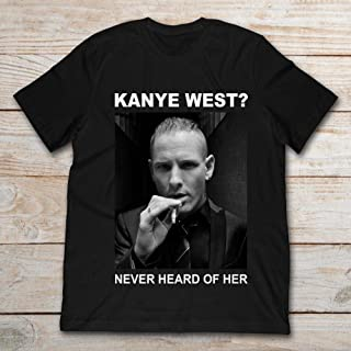 Corey Taylor Kanye West Never Heard Of Her.
