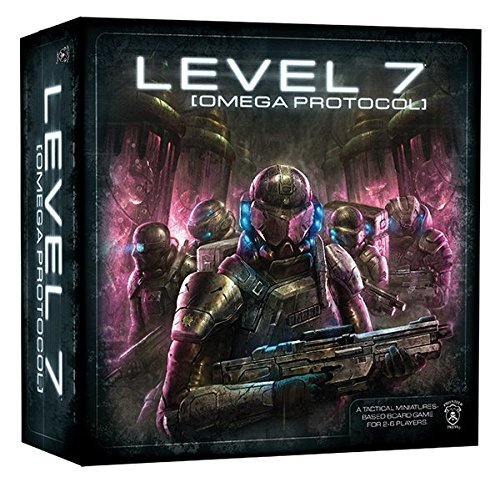 Level 7 Omega Protocol Board Game by Privateer Press