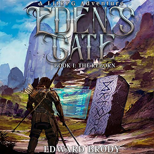 Eden's Gate: The Reborn audiobook cover art