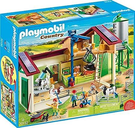 PLAYMOBIL Country - Großer Bauernhof mit Silo