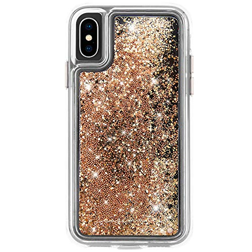 Case-Mate - iPhone XS Case - WATERFALL - iPhone 5.8 - Gold