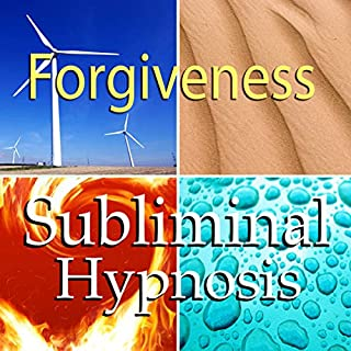 Forgiveness Subliminal Affirmations audiobook cover art