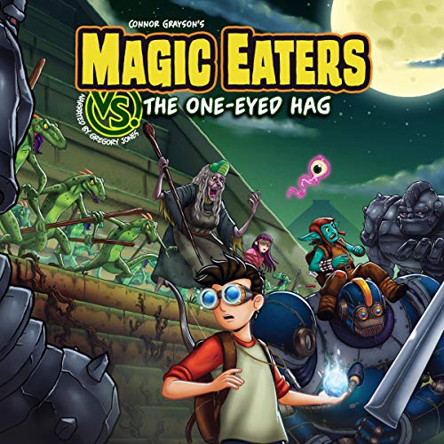 Magic Eaters vs. The One-Eyed Hag cover art