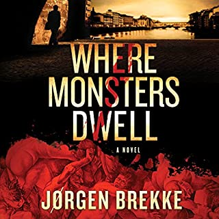 Where Monsters Dwell audiobook cover art