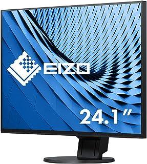 FlexScan 61cm(24.1)型カラー液晶モニター FlexScan EV2456 ブラック