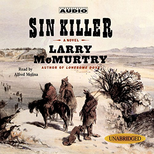 Sin Killer audiobook cover art