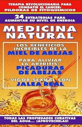 NATURAMA No. 7: AGUA - MIEL DE ABEJAS - JALEA REAL - ESCLEROSIS MULTIPLE