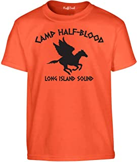 NuffSaid Youth Camp Half Blood Child Tee - Childrens Demigods T-Shirt