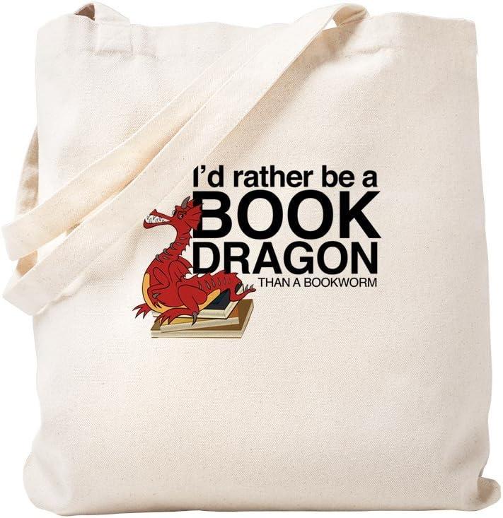 CafePress Tote Bag Natural Canvas Tote Bag, Reusable Shopping Bag
