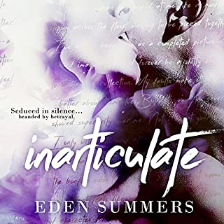 Inarticulate audiobook cover art
