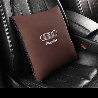 NIUASH Car Pillow Blanket Waist Pillow Quilt,for Audi All Series 2006~2021