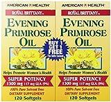 American Health Dietary Fiber Supplements, 1300 mg,...