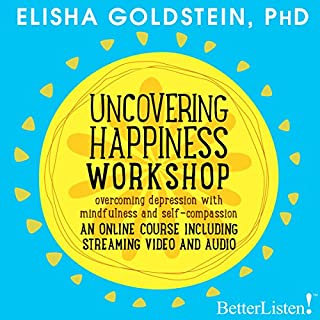 Uncovering Happiness audiobook cover art