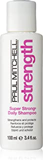 Paul Mitchell Super Strong Daily Shampoo by Paul Mitchell for Unisex - 3.4 oz Shampoo, 102 milliliters