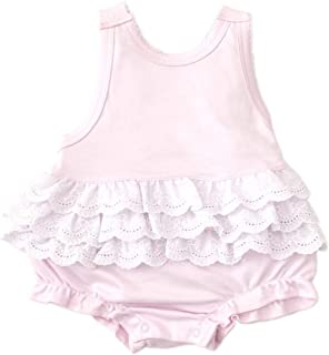 Kissy Kissy Baby Girls Elegant Eyelet -Bubble