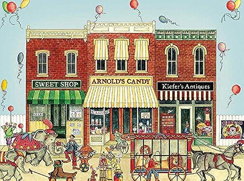te hará satisfecho Ceaco Ellen Stouffer - Circus Parade Puzzle Puzzle Puzzle by Ceaco  la mejor oferta de tienda online