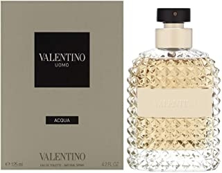 Valentino Uomo Acqua for Men Eau de Toilette 125ml