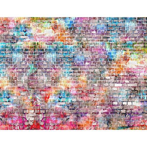Fototapete Steinwand 350 x 250 cm - Vliestapete - Wandtapete - Vlies Phototapete - Wand - Wandbilder XXL - !!! 100% MADE IN GERMANY !!! Runa Tapete 9020011b