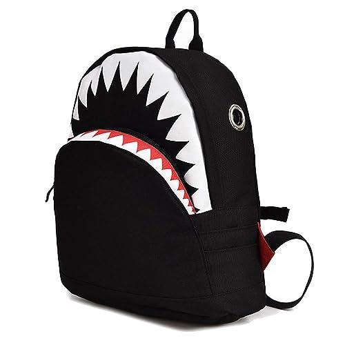 f912d67fb2 Shark Backpack for Boys  Amazon.co.uk