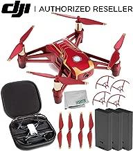 Ryze Tech Tello Quadcopter Iron Man Edition Ultimate Kit